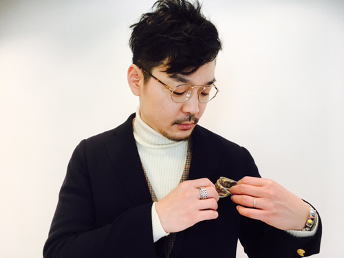 BOSTONCLUB ボストンクラブ JANES ジェームズ 神戸 丸メガネ⑤.jpg