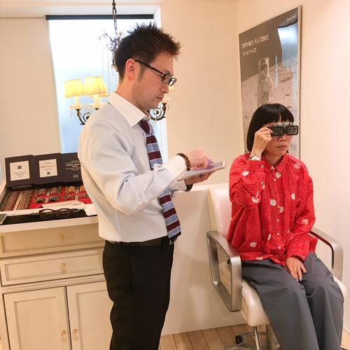 グラスファクトリー 神戸 視力測定 ポラテスト 両眼視機能検査.jpg