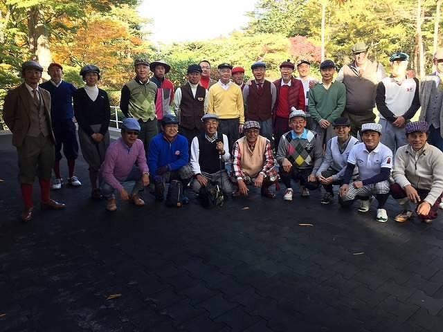 ニッカボッカ ゴルフ コンペ 大阪 スーツ (1).jpg