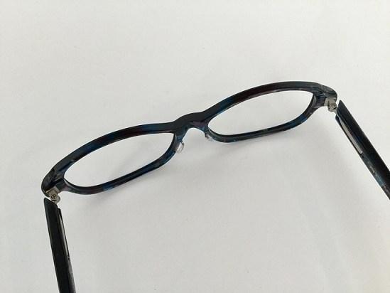 プラスチックメガネ ノーズパット ズレにくい 交換 神戸1.jpg