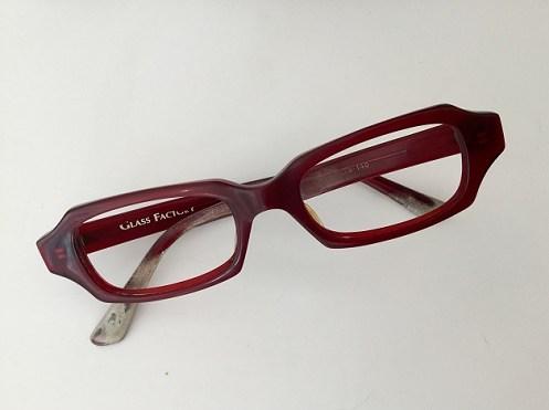 プラスチックメガネフレーム 艶出し 磨き 神戸 眼鏡リペア1.jpg