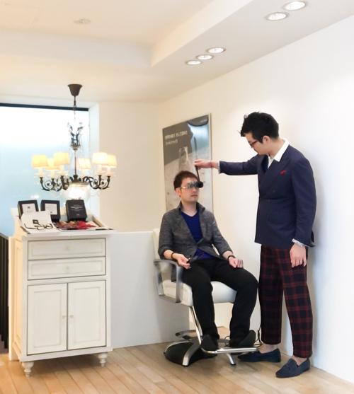 完全矯正 最高視力 両眼視機能検査 グラスファクトリー神戸.jpg