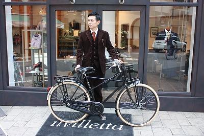 貴重なダッチスタイル自転車 ...