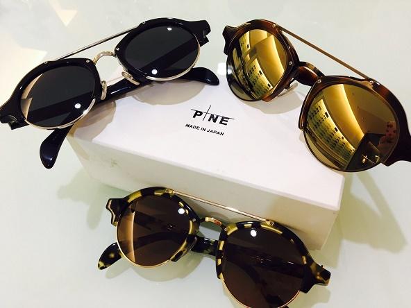 PINE-ME1003 ツーブリッジサングラス.JPG