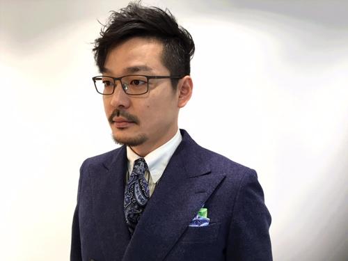 スーツ メガネ メンズ ZEISSメガネ ツァイスメガネ 神戸2.JPG