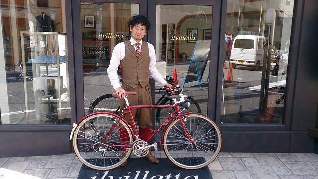 ニッカボッカーズ ニッカポッカ カントリー 自転車 TWEED RUN (2).jpg