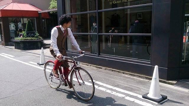 ニッカボッカーズ ニッカポッカ カントリー 自転車 TWEED RUN (3).jpg