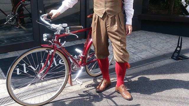 ニッカボッカーズ ニッカポッカ カントリー 自転車 TWEED RUN (5).jpg